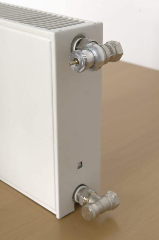 Ablauf des hydraulischen Abgleichs - Ventilhubbegrenzer anbringen